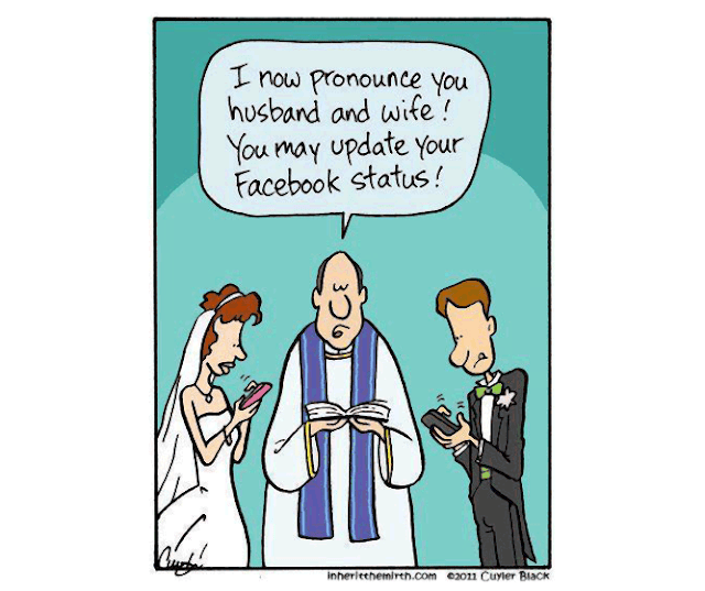 How to change name on facebook married