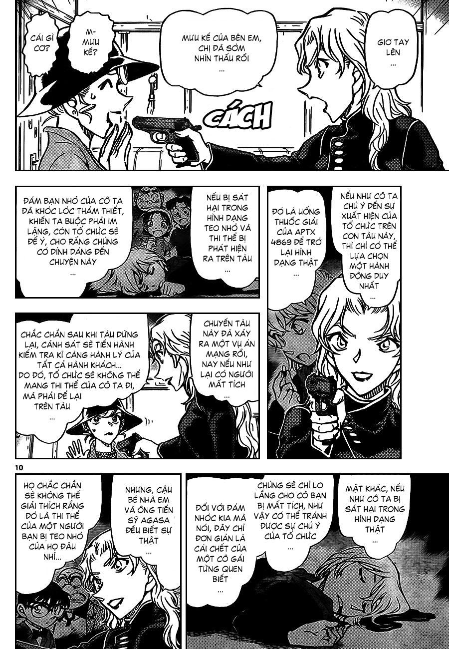 Thám Tử Lừng Danh Conan - Chapter 823 - Pic 12