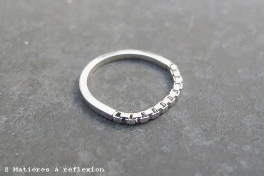 bague basic space par adeline cacheux