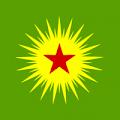 Solidaridad con el pueblo kurdo.