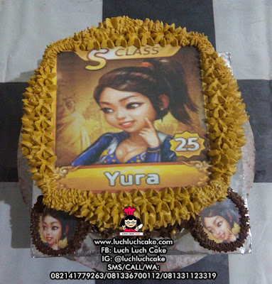 Birthday Cake Yura Get Rich Game