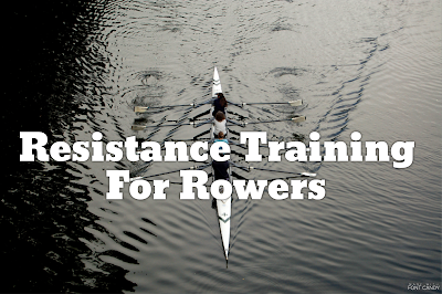 Resistance training for rowers Personal Training Clifton
