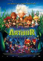 pelicula Arthur y los Minimoys