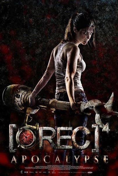Film [REC] 4: Apocalypse 2015 di Bioskop