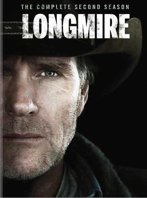 Longmire: Season 2, starring Robert Taylor, Katee Sackhoff,