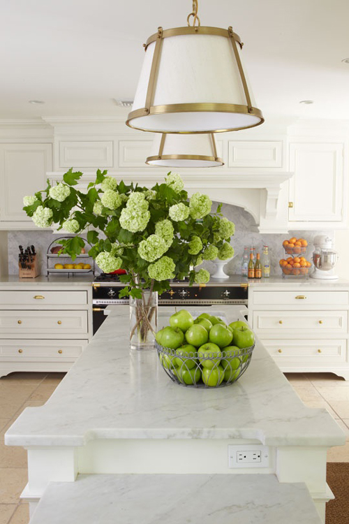 All White Kitchens Photos