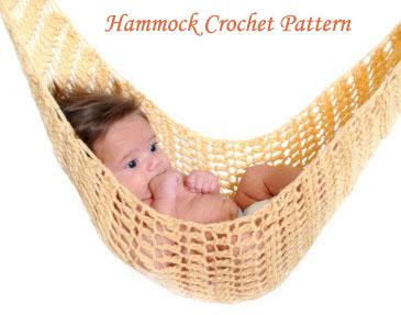 Crochet Pattern For Baby Hammock : Baby Products Guide: Baby Hammock Crochet Model