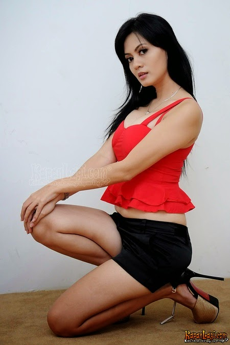 Kumpulan Foto Yeyen Lidia Yang Mantab Abis Bro ! Cowok Masuk !! | UNIK ...