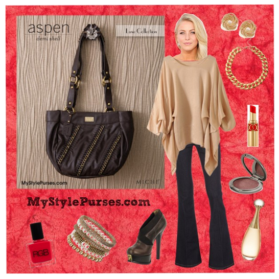 What to wear with the Miche Luxe Aspen Demi Shell