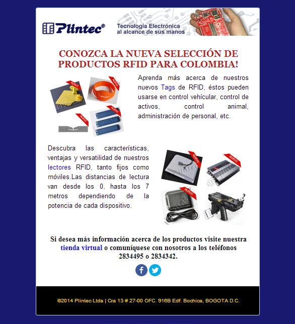 RFid Plintec