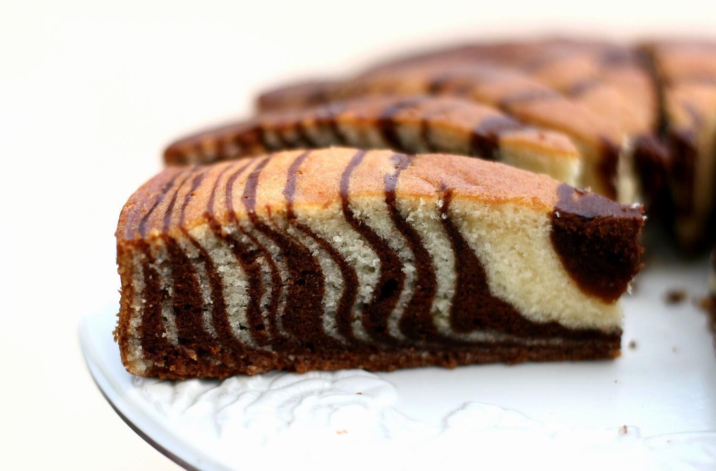 Resep Cake Zebra Lembut