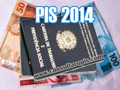 Calendario do PIS 2014