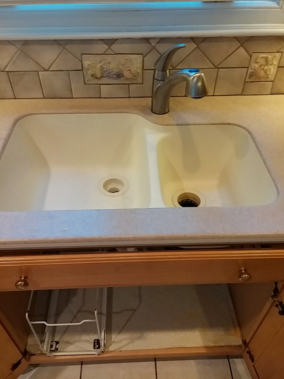 The solid surface and stone countertop repair blog for Stainless steel countertop with integral sink