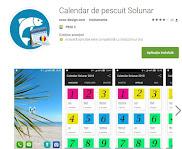 Calendar Solunar 2018 android app