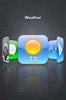 custom app switcher aero for iphone 4s