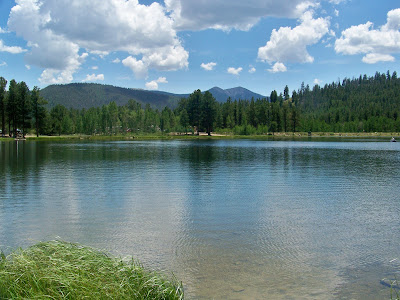 The Dauk Is In: O'Haver Lake