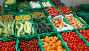 Produce Display 2
