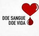Sou doador desde 1994. Tipo sanguíneo ''O'' RH: Positivo e você?