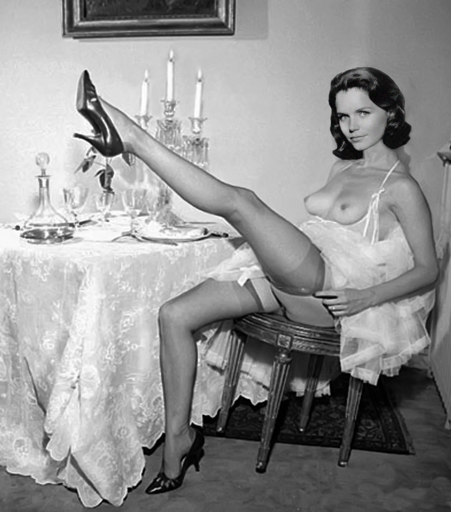 Lee remick porn