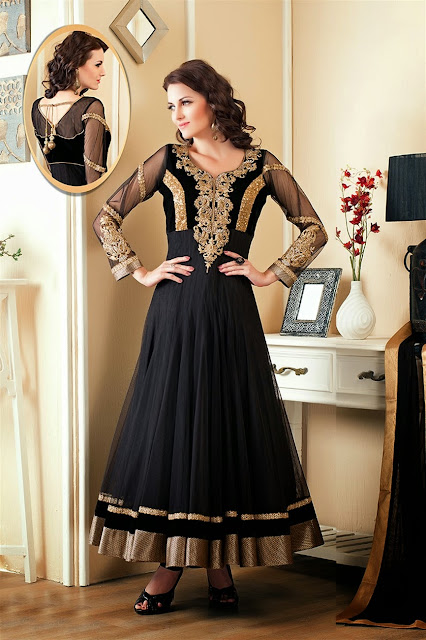 Collection of Elegant Embroidery Fashion Anarkali Suits