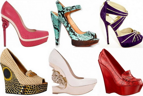 2009 Trends in Sandal Fashions