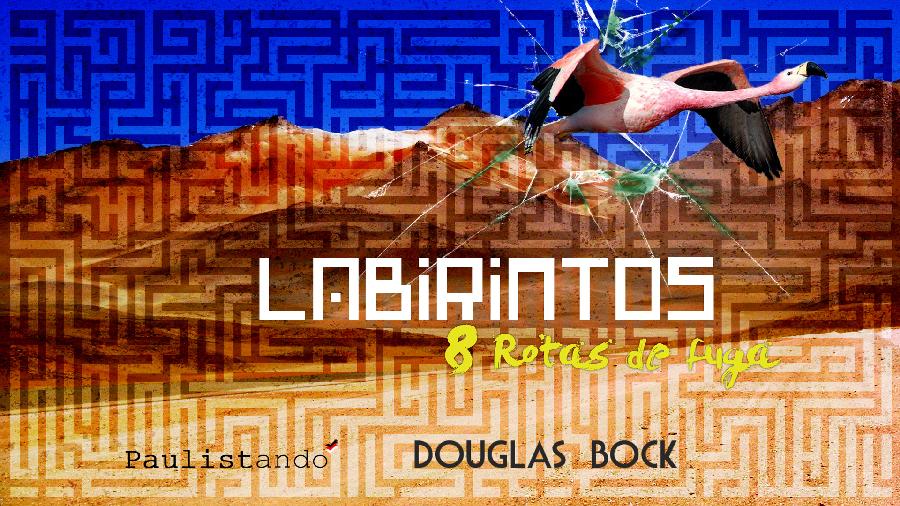 LABIRINTOS - 8 Rotas de Fuga