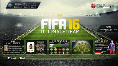 FIFA 16 Ultimate Team Apk image