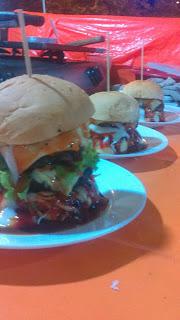 Zam Burger Bakar & Western Foods
