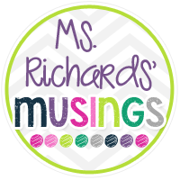 Ms. Richards Musings