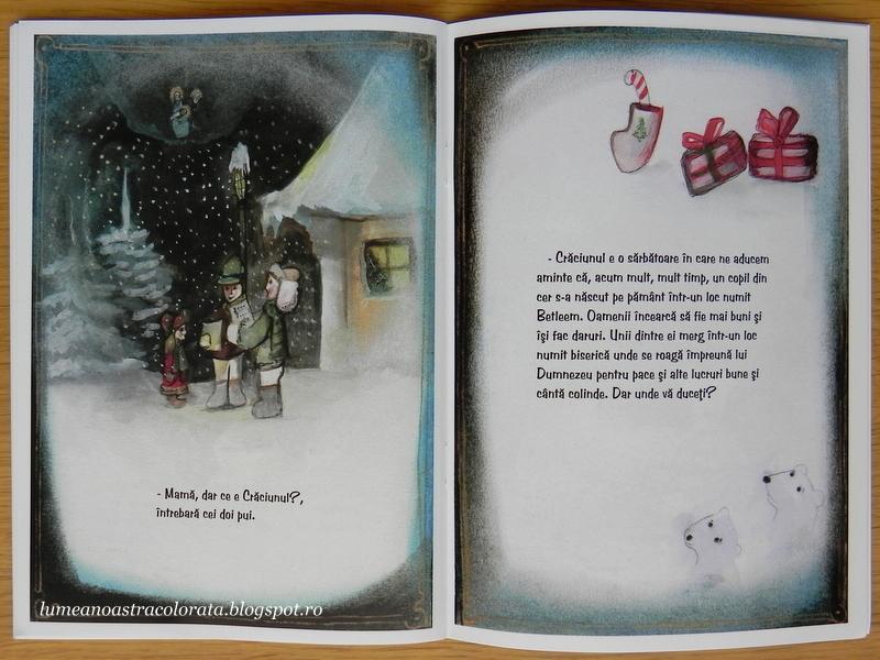 Poveste de Iarnă editura Doxologia