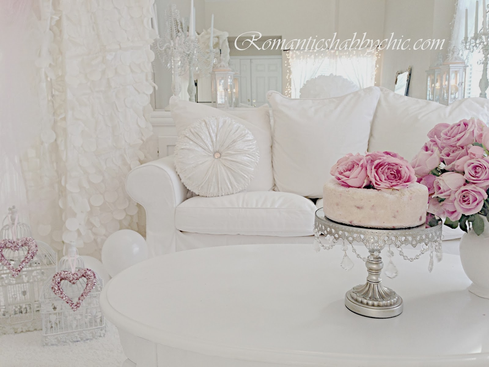 romantic shabby chic home romantic shabby chic blog. Black Bedroom Furniture Sets. Home Design Ideas