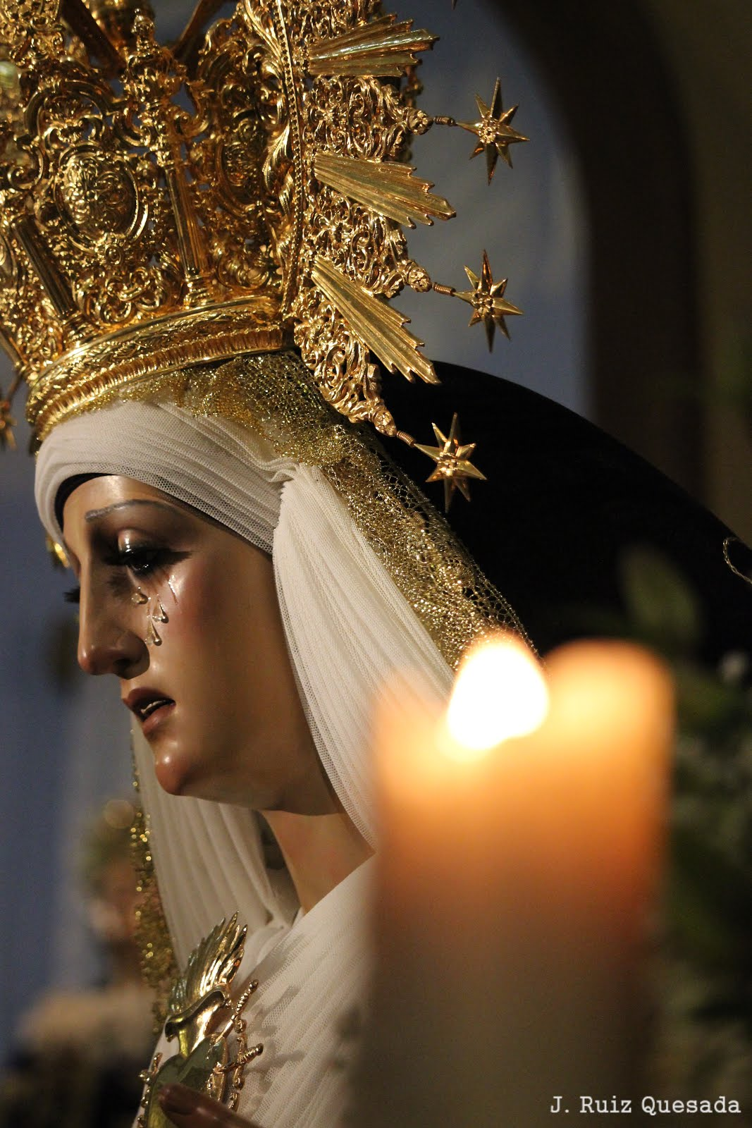 La Soledad, Reina de Úbeda