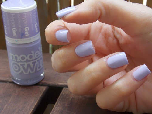 lilac sheen models own, lilac sheen hypergel