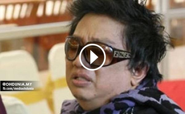 Video: Azwan Ali mengamuk gara-gara pelekat rendang pemberian Aznil