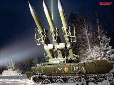 Rusian Tank misil