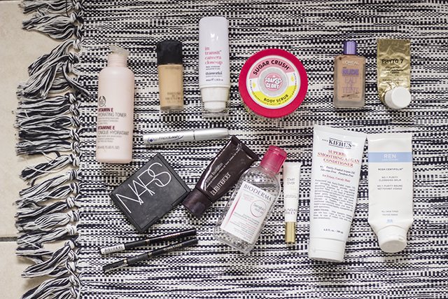 empties: july 2015