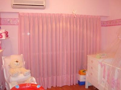 Decora el hogar cortinas para habitaciones infantiles for Cortinas para cuartos infantiles