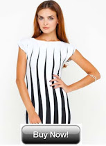 MUST HAVE BLACK AND WHITE DRESS