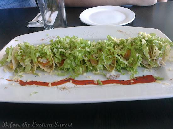 Tacos of Pino Resto Bar, Maginhawa Street