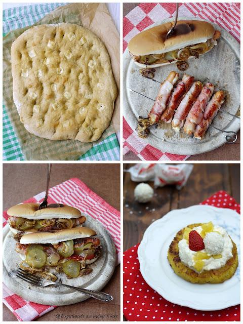 Experimente aus meiner Küche: Bread Baking (Fri)day trifft Grillspecial