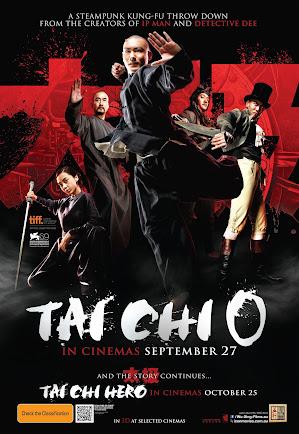Tai Chi Zero Film