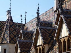 Europe 2014:  The Hotel Dieu, Beaune