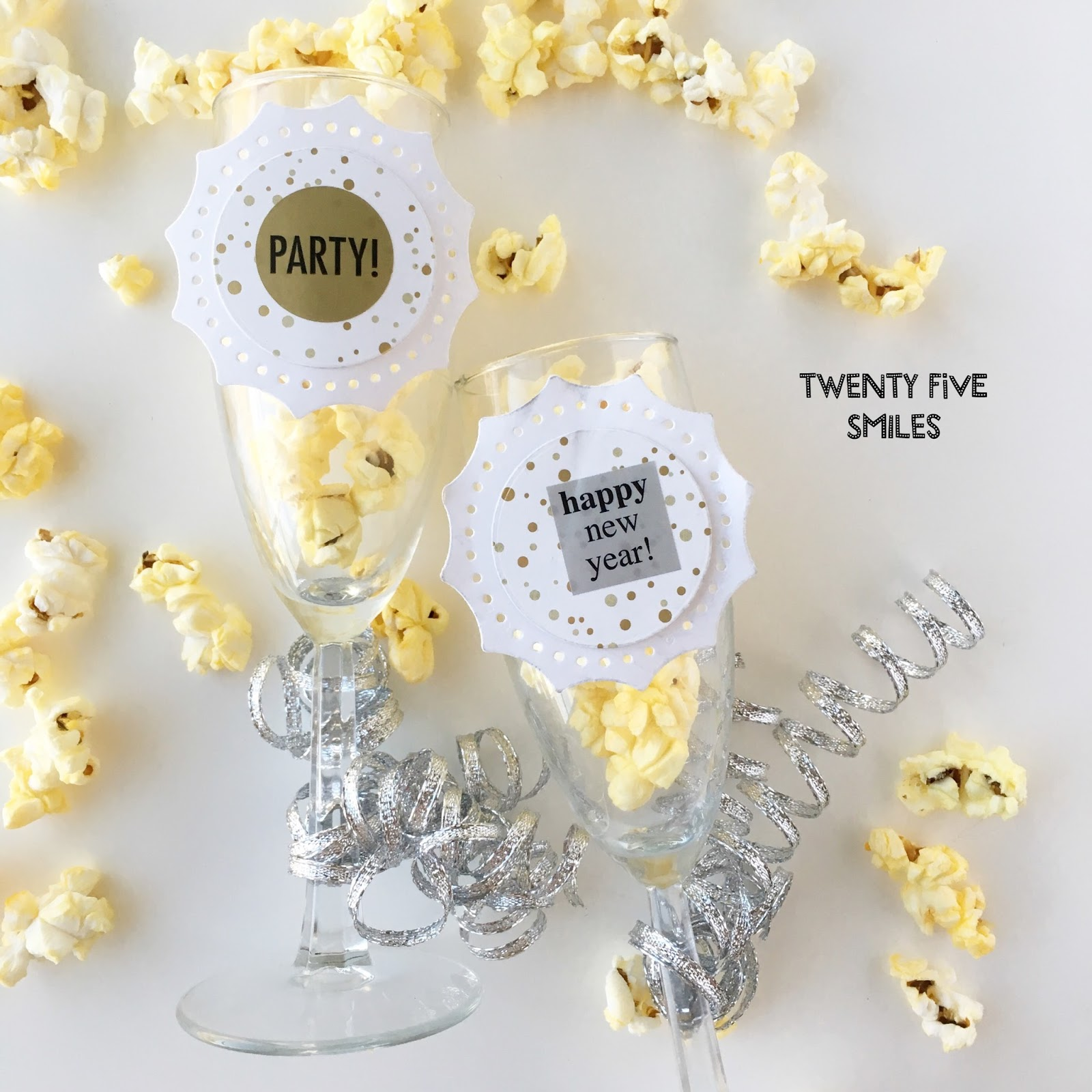 Noon Year\'s Eve Party Idea for Kids - TWENTY FIVE SMILES