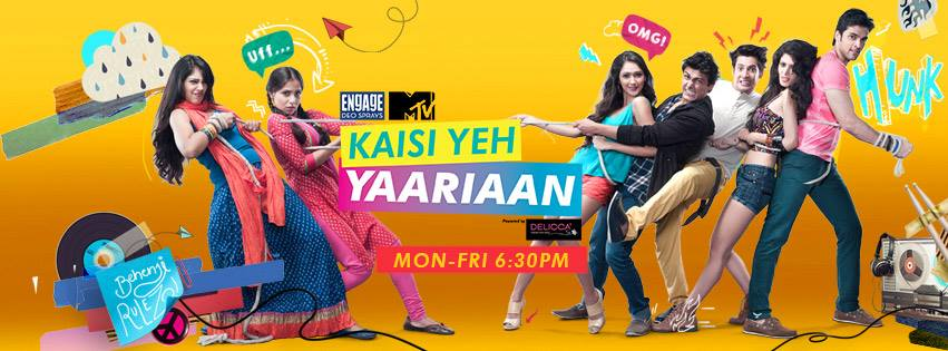 Kaisi Yeh Yaariyan Season 2 MTV  serial wiki, Full Star-Cast and crew, Promos, story, Timings, TRP Rating, actress Character Name, Photo, wallpaper