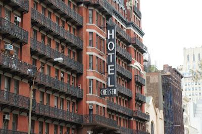 NY - Hotel Chelsea
