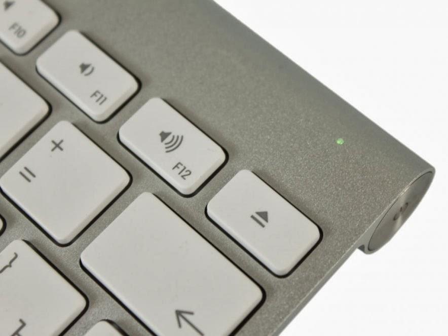 удивительные кнопки клавиатуры Apple iMac 27 ME089