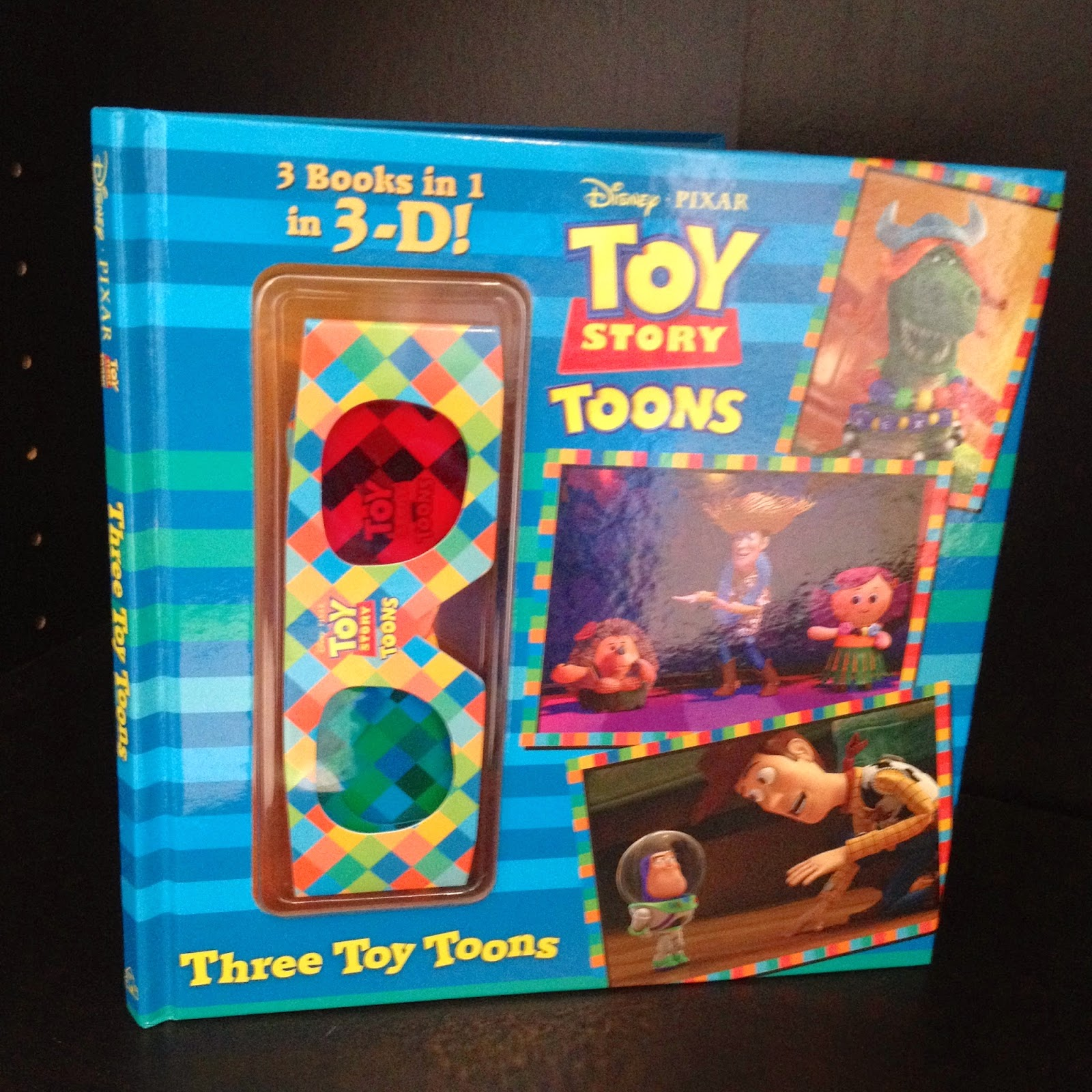 Toy Story Toons Three Toy