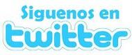 Siguenos en Twitter