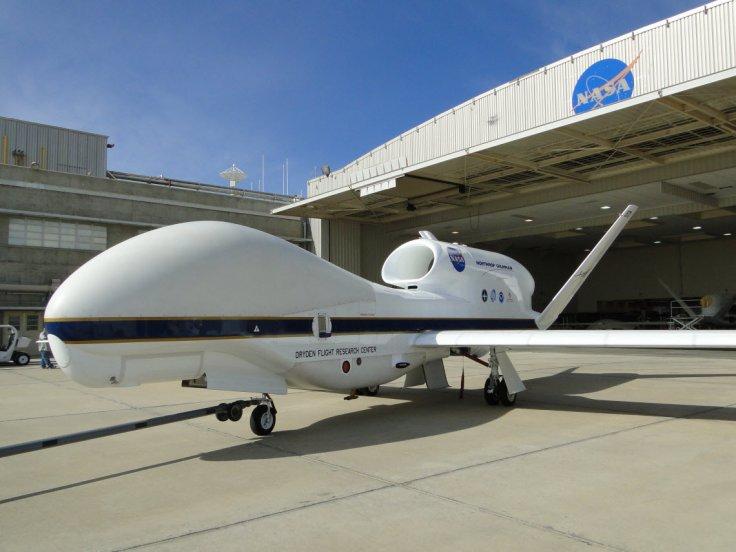 Los hackers han revelado revela que por poco logran controlar un drone Global Hawk de $ 222 m en el Océano Pacífico. Esto evidencia la pobre seguridad informática de la NASA.