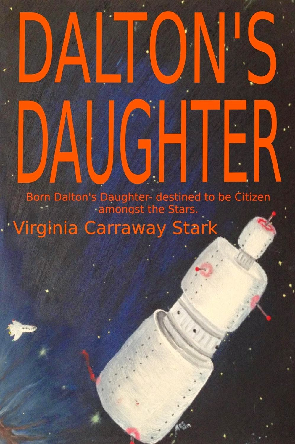 http://www.amazon.com/Daltons-Daughter-Virginia-Carraway-Stark-ebook/dp/B00S5I1F3U/